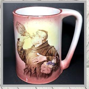 Antique 1900-1915 Warwick IOGA Friar Mug